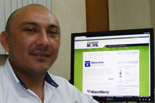 Gerardo Trujeque en la entrevista con Xataka México