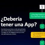 Infografía: ¿Deberías tener una app?